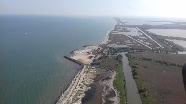 Delta Tour - Plimbare cu elicopterul
