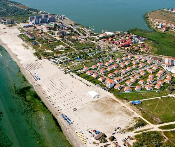 Mamaia Holidays: Mamaia Nord Description, History And Information About