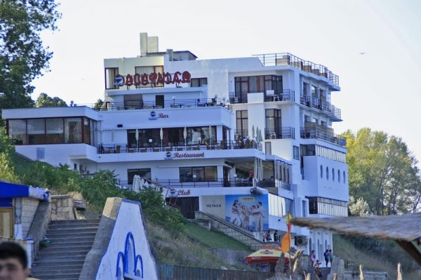 hotel evia eforie nord poze