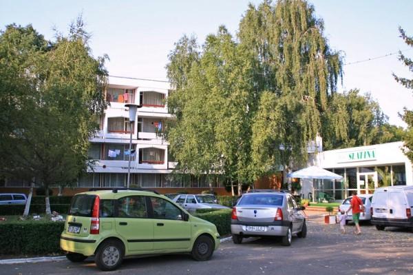 Hotel Slatina 2**, Olimp
