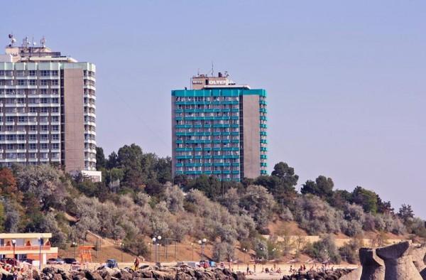 Hotel Oltenia 2**, Olimp