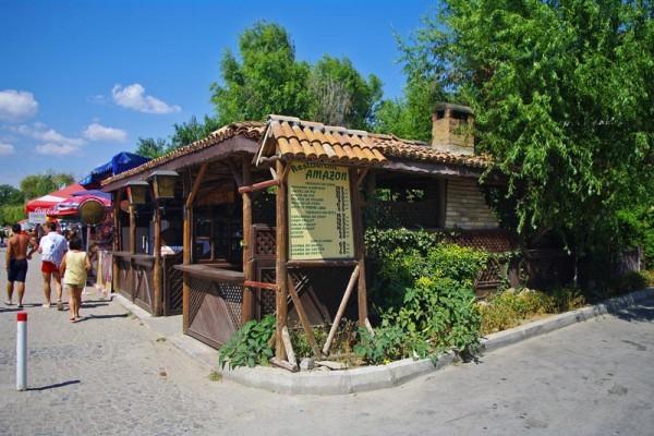 Restaurant Amazon, Neptun