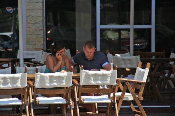 La restaurantul Opal din Jupiter
