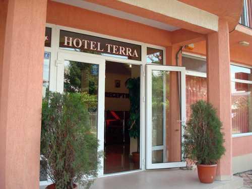 Foto Hotel Terra Eforie Nord