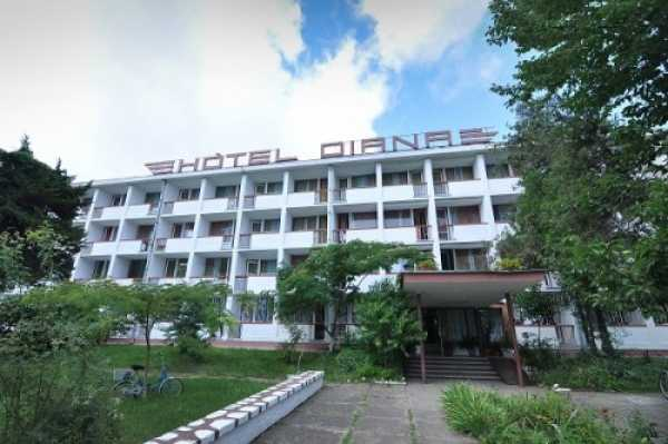 Foto Hotel Diana Eforie Nord