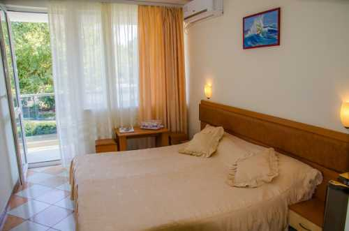 Foto Hotel Cupidon Eforie Nord