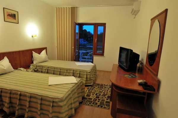 Foto Hotel Amurg Eforie Sud