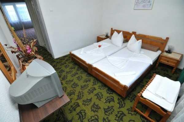 Foto Hotel Capitol Eforie Sud