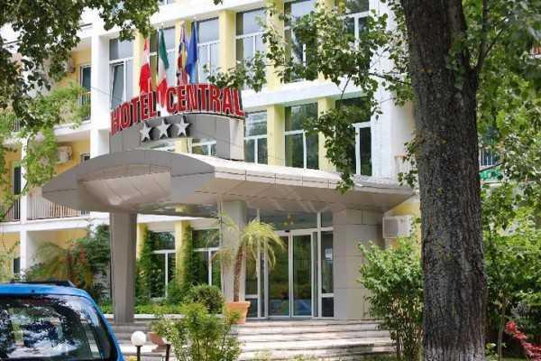 Foto Hotel Central Mamaia