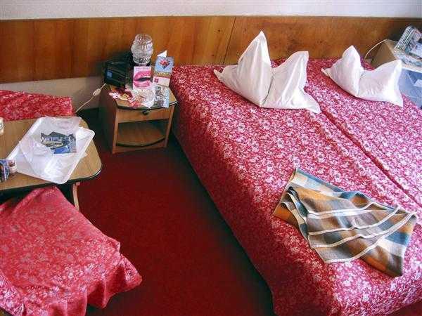 Foto Hotel Caraiman Neptun-Olimp