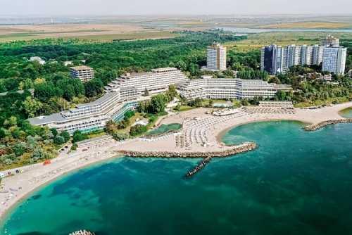 Hotel Phoenicia Blue View Resort – Complex Amfiteatru Panoramic Belvedere