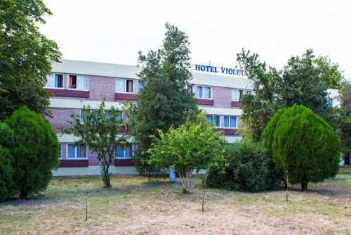 Foto Hotel Violeta Jupiter