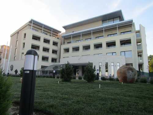 Hotel New Belvedere (fost Hotel President)