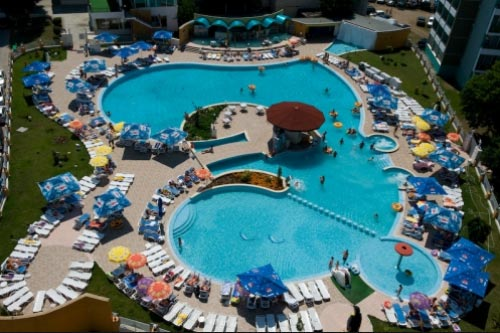 Foto Hotel Sirena Saturn