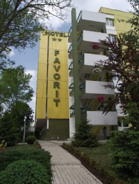 Foto Hotel Favorit Venus