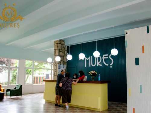 Foto Hotel Mures Saturn