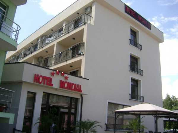 Foto Hotel Mondial Eforie Nord