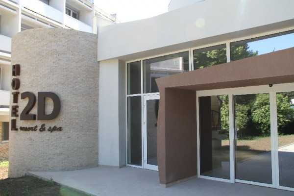 Hotel 2D Resort and Spa - Hotel Dobrogea, Sulina, Delta