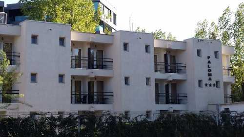 Foto Hotel Paloma Mamaia