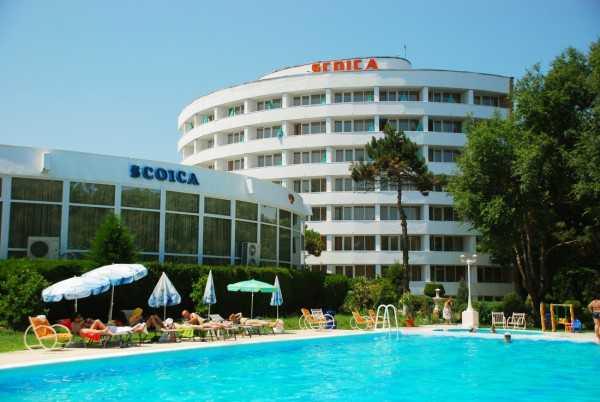 Hotel Scoica