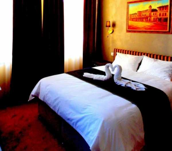 Hotel Casa Domneasca