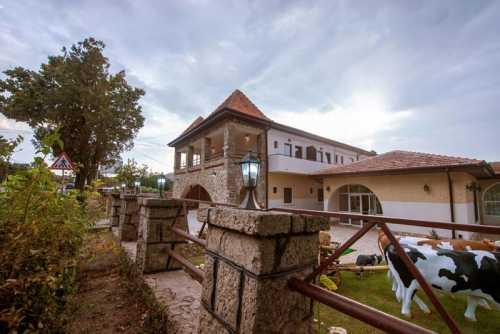 Foto Hotel Hanul Hora Romaneasca Eforie Sud