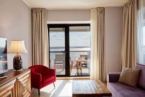 Foto Hotel Amelie 6 - Apartament in regim hotelier Mamaia