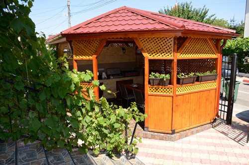 Foto Camere Casa Sarofin Costinesti