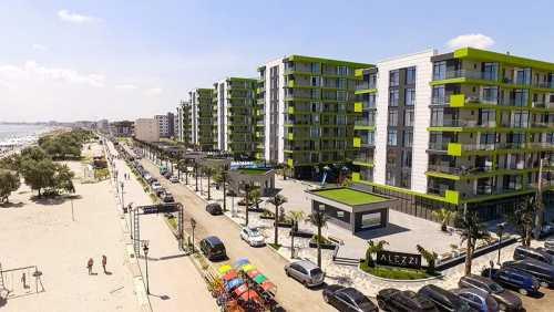 Apartament Alezzi Beach Resort