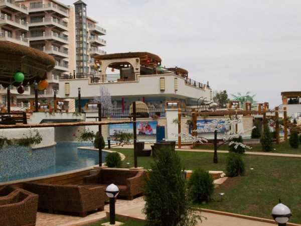 Foto Hotel Phoenicia Holiday Resort Mamaia Nord