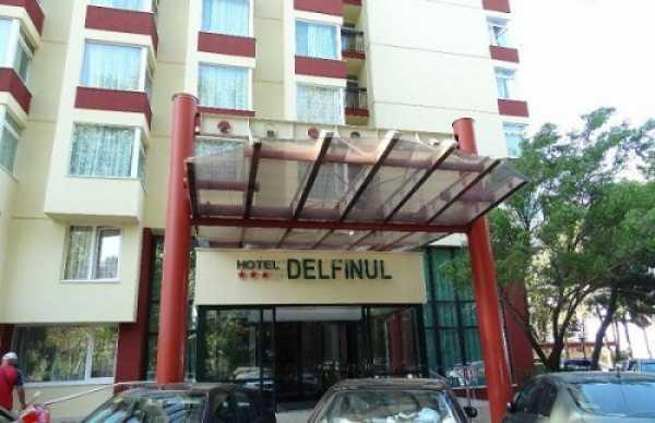 Hotel Complex Steaua de Mare - Hotel Delfinul, Meduza