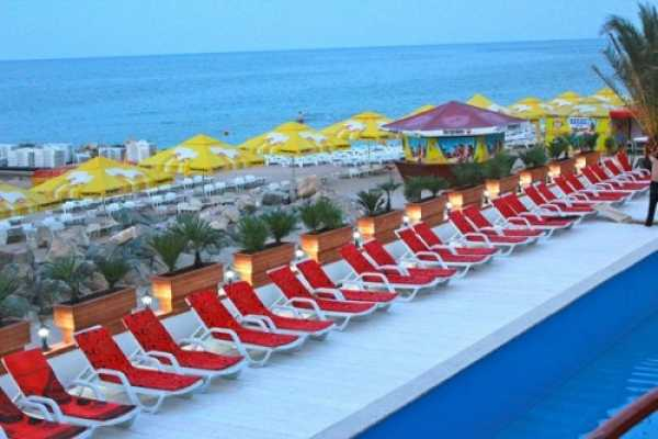 Foto Hotel Complex Steaua de Mare - Hotel Delfinul, Meduza Eforie Nord