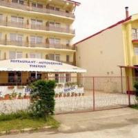 Hotel Tiberius Costinesti