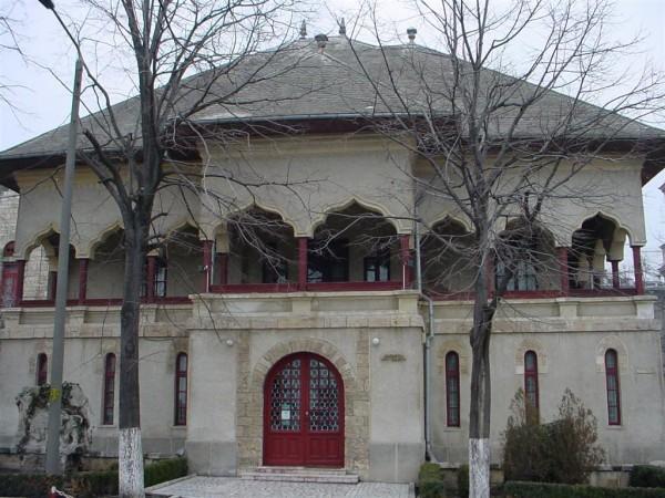 Muzeul de Sculptura Ion Jalea Constanta