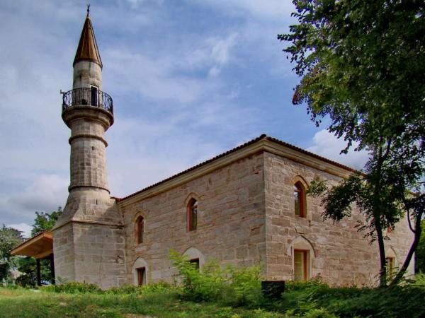 The Esmahan Sultan Mosque