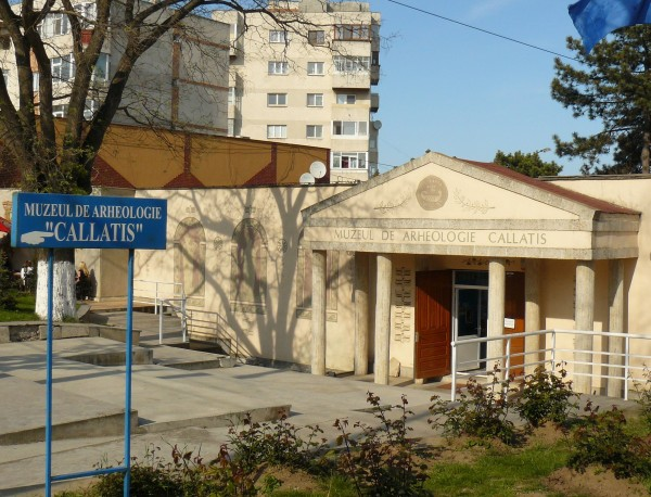 The Callatis Archeological Museum