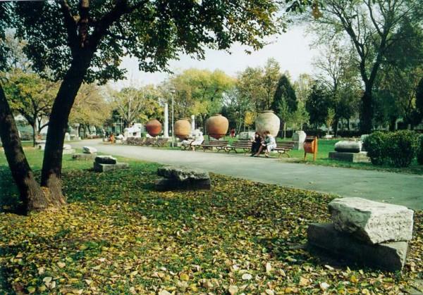 Parcul Arheologic Constanta