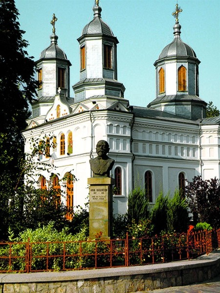 St Nicholas Cathedral Tulcea