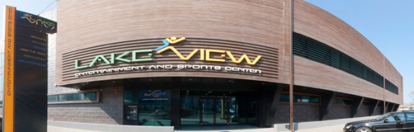 Lake View Entertainment and Sports Center Constanta