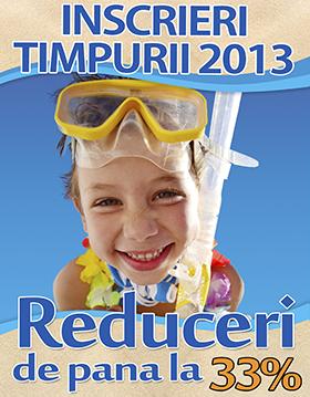 Am lansat ofertele Inscrieri Timpurii Litoral 2013 !!!