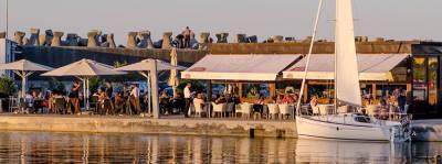 Portul Turistic Tomis, intre vechi si nou