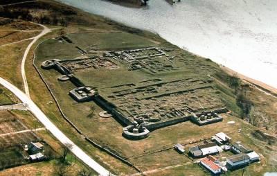 Capidava, Cetatea lui Dapyx