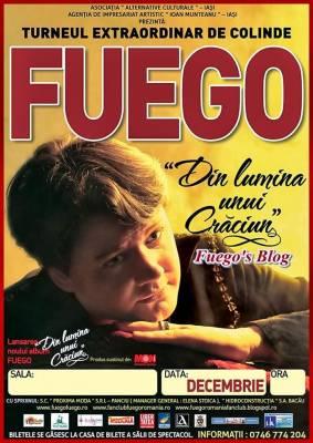 Turneu Fuego 2013 – Din lumina unui Craciun