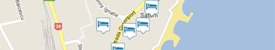 Harta Saturn