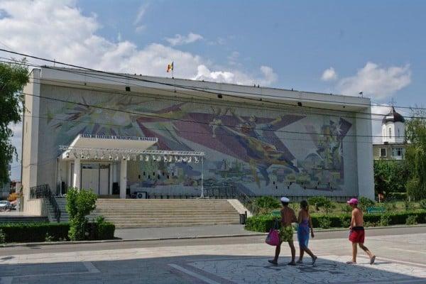 Casa de Cultura a Municipiului Mangalia