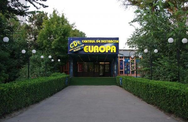 Centru de Distractie Europa