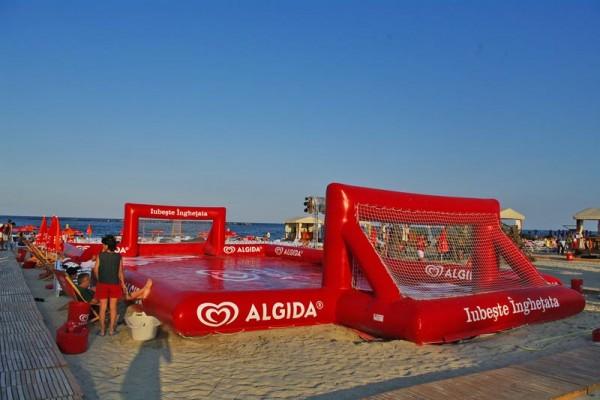 Plaja Algida, Mamaia