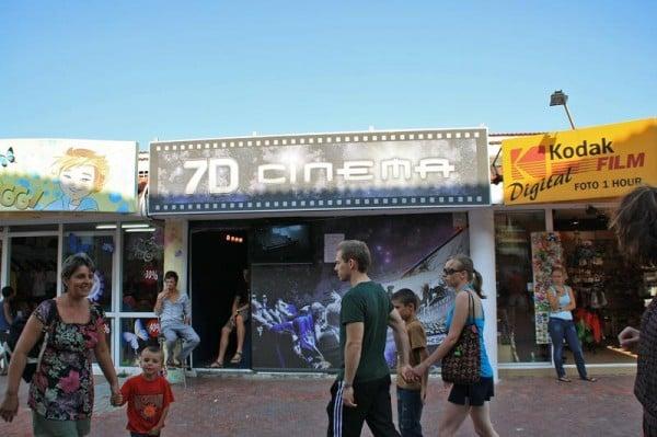 7D Cinema, Mamaia