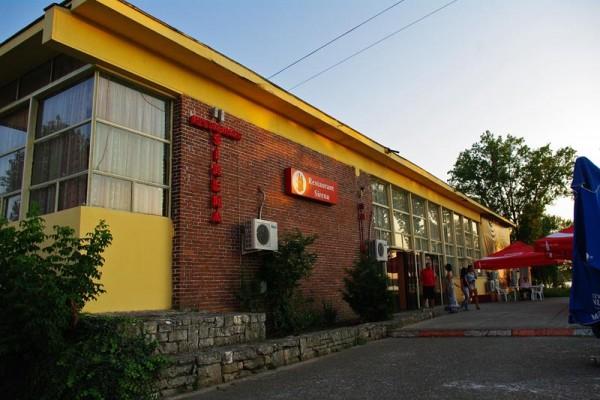 Restaurant Sirena, Mamaia