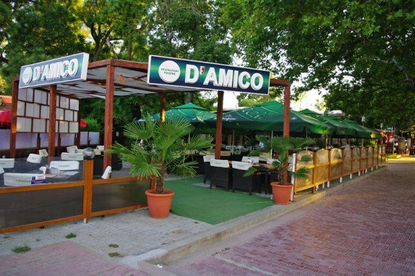 Restaurant-Pizzerie D'amico